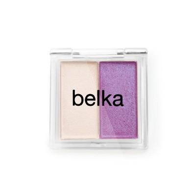 Тени для век минеральные Belka 01-20, 2.2г