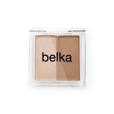 Тени для век минеральные Belka 03-06, 2.2г