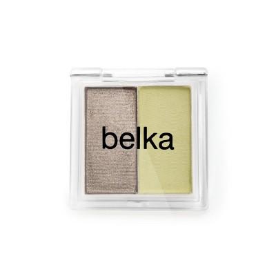 Тени для век минеральные Belka 9-13, 2.2г