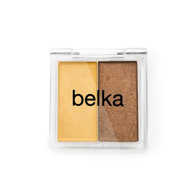 Тени для век минеральные Belka 07-14, 2.2г