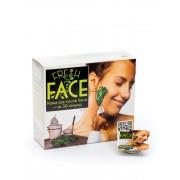 Скраб 'Fresh Face' для глубокой очистки жирной кожи, 72г, 24 порции
