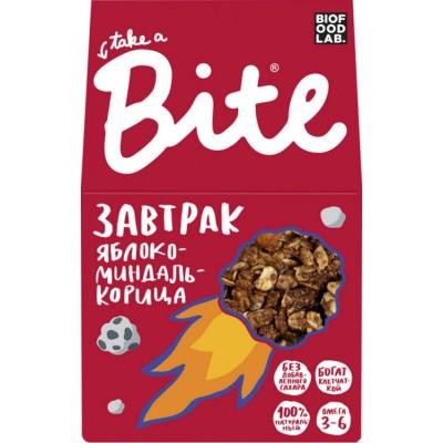 """Гранола Bite """"Яблоко-миндаль-корица"""", 270 г"""