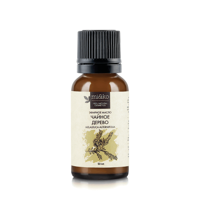 Эфирное масло Чайное дерево органик, 50мл