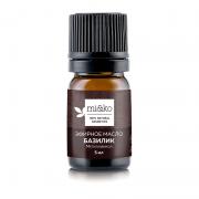 Эфирное масло Базилик Cosmos Organic, 5мл