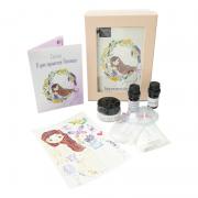 Набор для девочек 'Фея ароматов' Бомбочка для ванн Лаванда