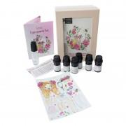 Набор для девочек 'Фея ароматов' Натуральные духи Роза