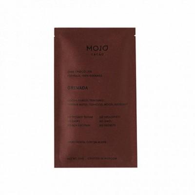"Шоколад горький ""Grenada"" 100% какао Mojo Cacao, 20 г"