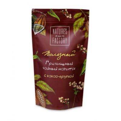 Чай гречишный с какао крупкой, 100г