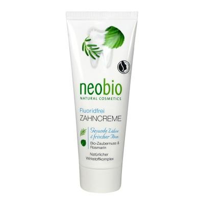Зубная паста без фтора NeoBio, 75мл