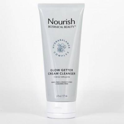 Пенка-крем для лица 'Сияние кожи' Nourish, 177мл