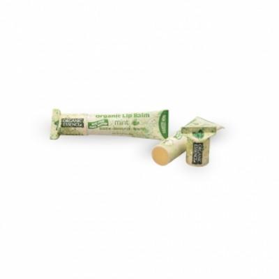 Бальзам органический для губ Мята, 6г