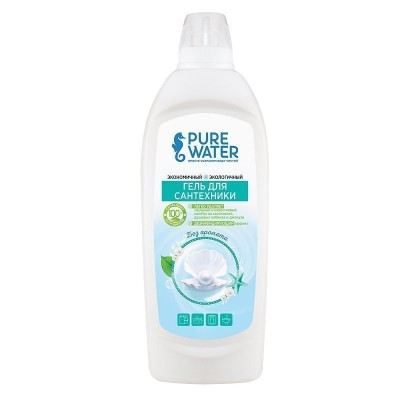 Гель для сантехники Pure Water, 500 мл