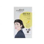 Маска кремовая PuroBio для сухой кожи Brenda Банан, 10мл
