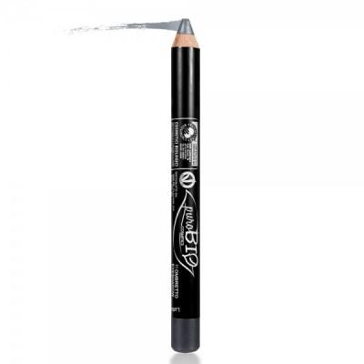 Тени-карандаш для век PuroBio 11 темно-серый, 2.3г