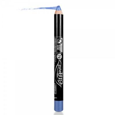 Тени-карандаш для век PuroBio 12 васильковый, 2.3г