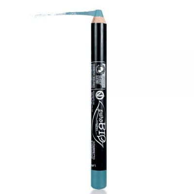 Тени-карандаш для век PuroBio 23 аквамарин, 2.3г