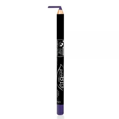 Карандаш для глаз PuroBio 05 фиолетовый, 1.3г