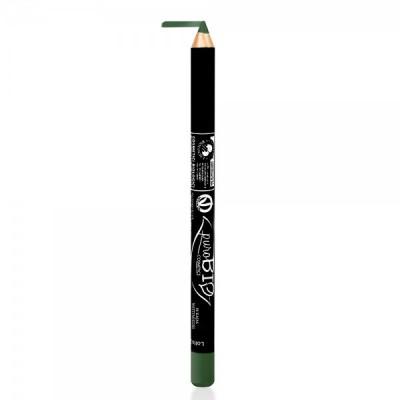 Истекает срок годности (12.2021) Карандаш для глаз PuroBio 06 бутылочный зеленый, 1.3г