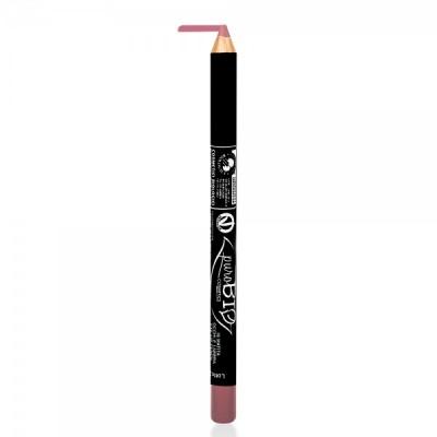 Карандаш для губ PuroBio 08 Розовый, 1.3г