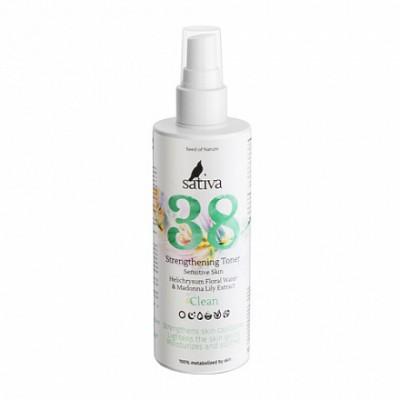 №38 Тоник укрепляющий для чувствительной кожи, 150мл