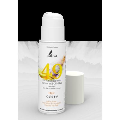 №49 Бальзам-кондиционер для жирных и нормальных волос, 150мл