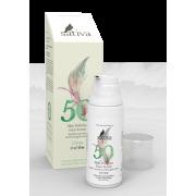№50 Скраб для лица полирующий для жирной и комбинированной кожи, 50мл