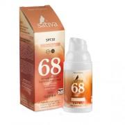 №68 Крем солнцезащитный с тонирующим эффектом Rose Biege SPF30, 30мл