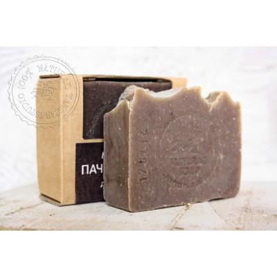 Мыло натуральное 'Пачули и корица', 100г