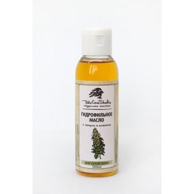 Масло гидрофильное с пачули и илангом для сухой кожи, 100мл