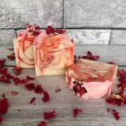 Мыло натуральное 'Роза и пачули', 130г