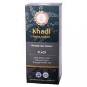 Краска для волос растительная 'Черный', 100г
