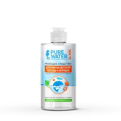 Средство моющее для мытья детской посуды (Pure Water), 450мл