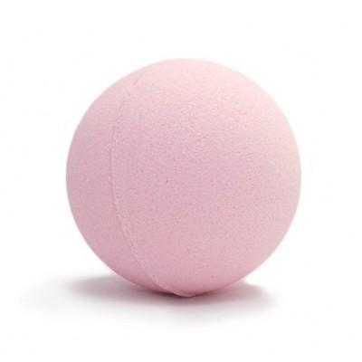 Бомбочка бурлящий шарик для ванны Мед и малина, 185г