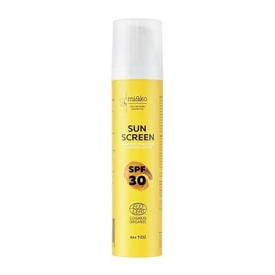 Крем для лица и тела солнцезащитный Sun Screen SPF30, 100мл