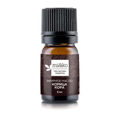 Эфирное масло Корица кора Cosmos Organic, 5мл