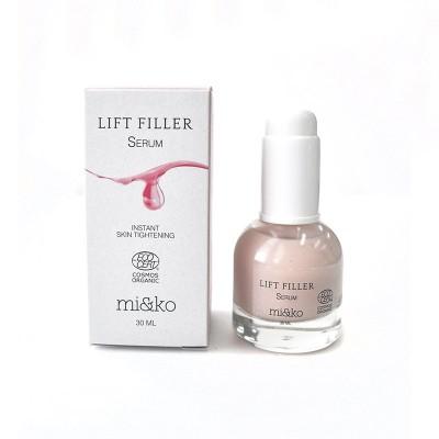 Сыворотка для лица Lift Filler serum Cosmos Organic, 30мл