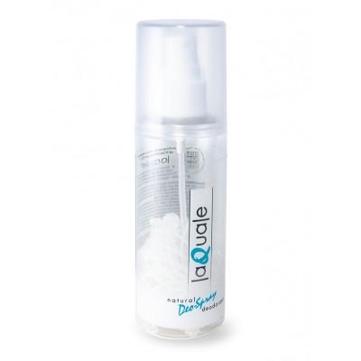 Дезодорант природный минеральный - спрей для тела 'LAQUALE', 40г - 400мл