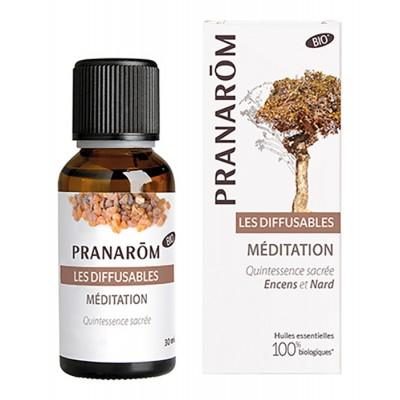 "Смесь для диффузора ""Медитация"" Pranarom, 30 мл"