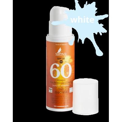 №60 Крем минеральный солнцезащитный SPF30, 150мл