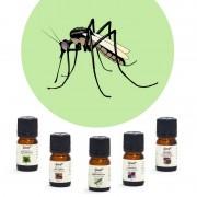 Эфирные масла против комаров, клещей и других насекомых