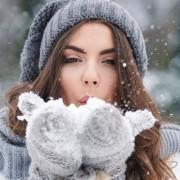 Дополнительное питание кожи зимой