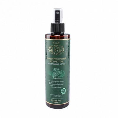 Концентрированный экстракт трав для укрепления волос, спрей Jurassic Spa, 270мл