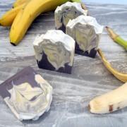 Мыло натуральное 'Банановое', 100г