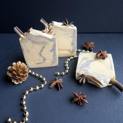Мыло натуральное 'Уютная корица', 100г